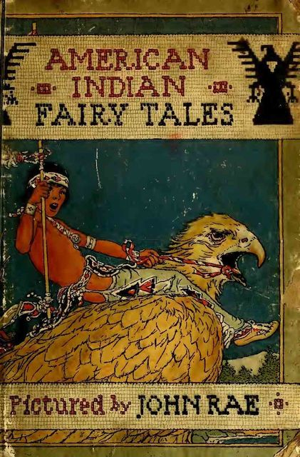 North American Indian Tales, W.T.Larned