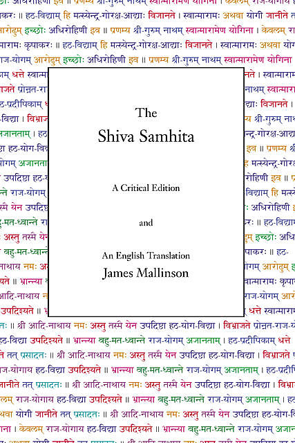 The Shiva Samhita, James Mallinson