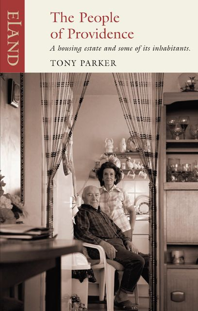 The People of Providence, Tony Parker, Clare Vaughan