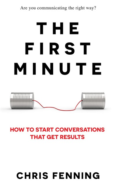 The First Minute, Chris Fenning