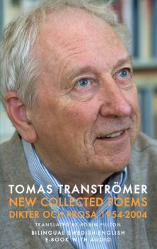 New Collected Poems, Robin Fulton, Tomas Transtromer