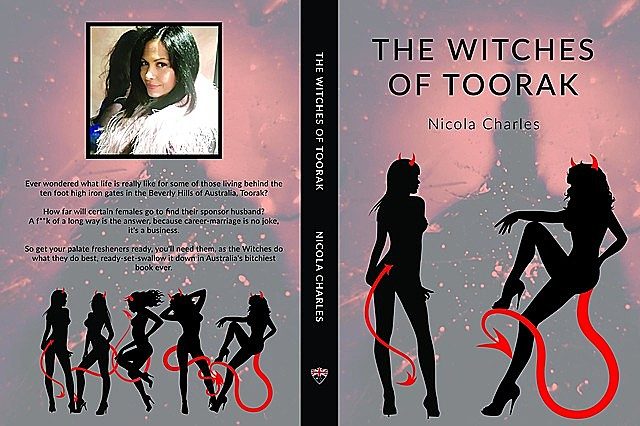 The Witches of Toorak, Nicola Charles