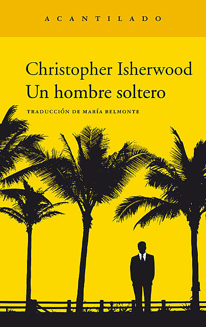 Un hombre soltero, Christopher Isherwood