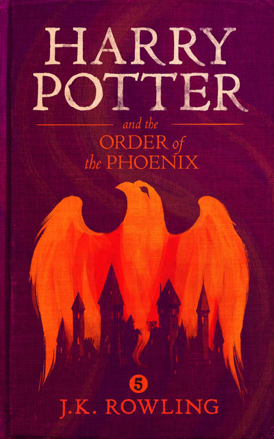 Harry Potter and the Order of the Phoenix, J. K. Rowling