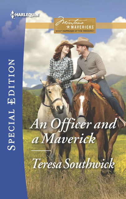An Officer and a Maverick, Teresa Southwick
