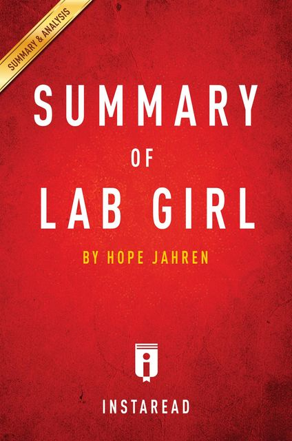 Summary of Lab Girl, Instaread
