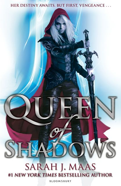 Queen of Shadows, Sarah J.Maas