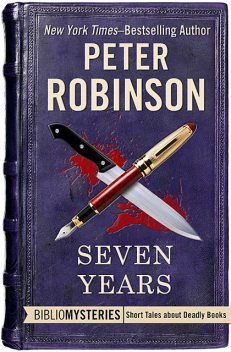 Seven Years, Peter Robinson