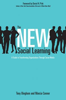 The New Social Learning, Marcia Conner, Tony Bingham