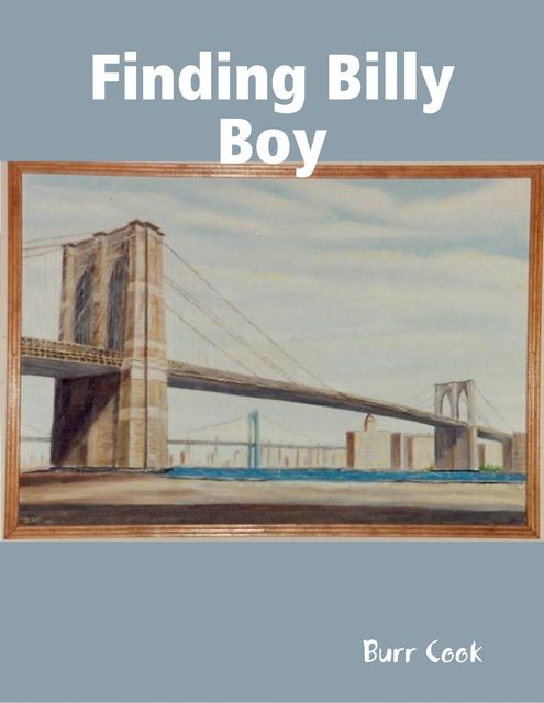 Finding Billy Boy, Burr Cook