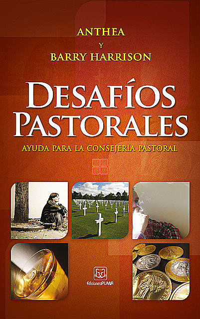 Desafíos pastorales, Anthea Harrison, Barry Harrison