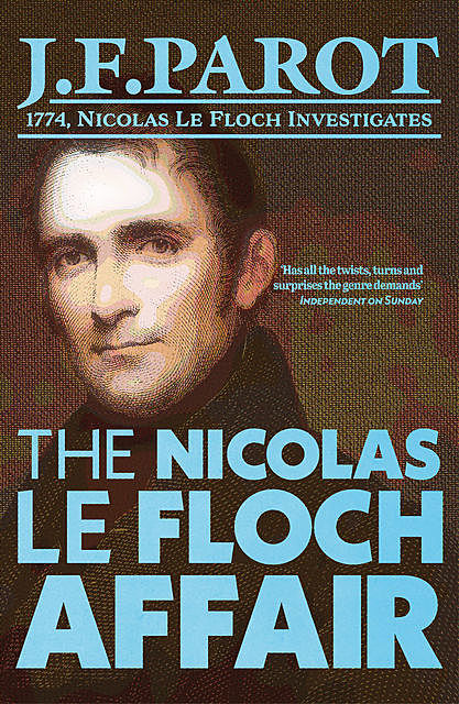 The Nicolas Le Floch affair, Jean-François Parot