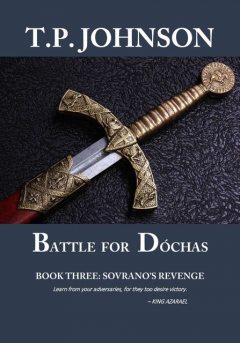 Battle for Dóchas, T.P. Johnson