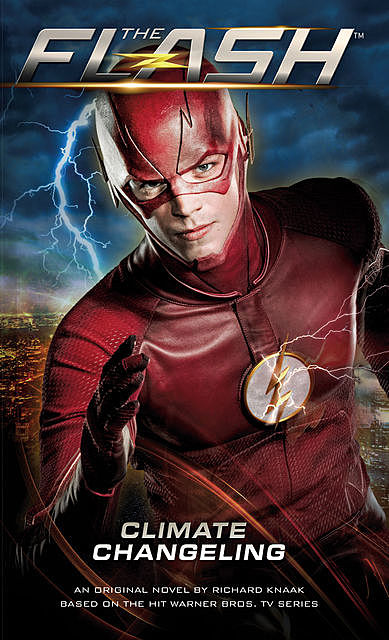 The Flash: Climate Changeling, Richard Knaak