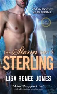 Storm That Is Sterling, Lisa Renee Jones