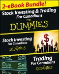 Stock Investing and Trading for Canadians eBook Mega Bundle For Dummies, Andrew Dagys, Paul Mladjenovic, Lita Epstein, Michael Griffis
