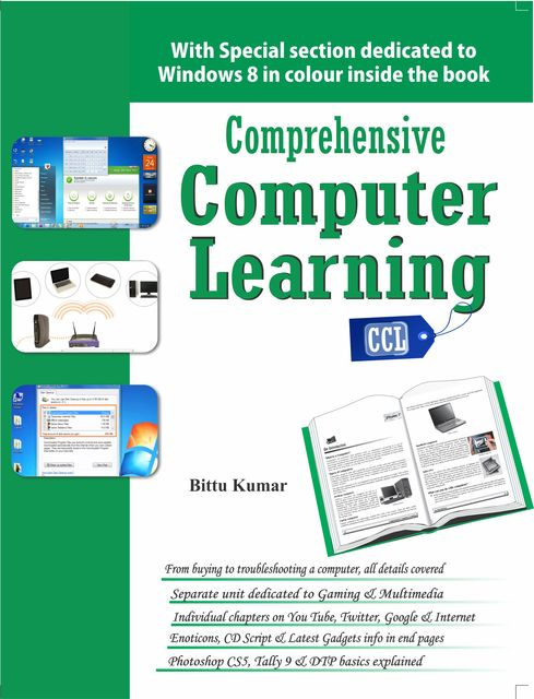 Comprehensive Computer Learning, Bittu Kumar