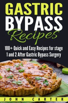 Gastric Bypass Cookbook, Mark Smith
