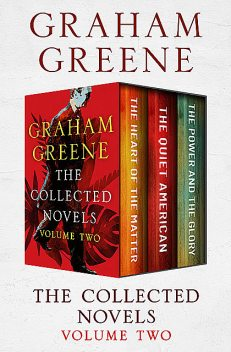 The Collected Novels Volume Two, Graham Greene
