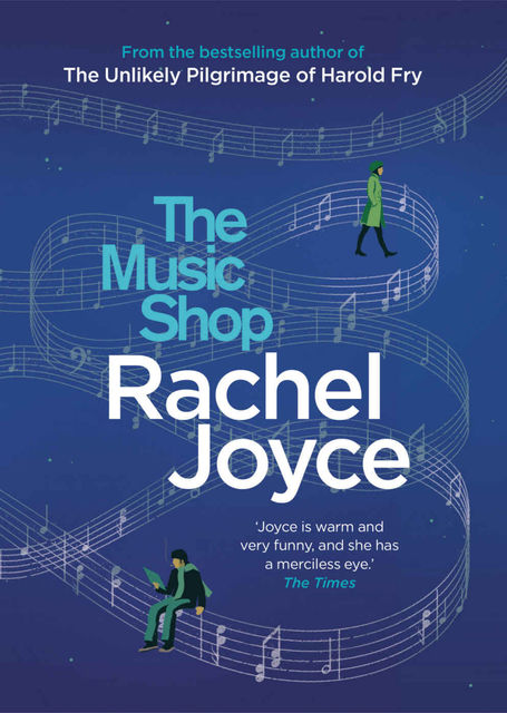 The Music Shop, Rachel Joyce