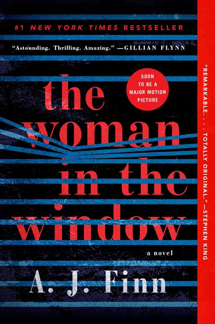 The Woman in the Window, A.J. Finn