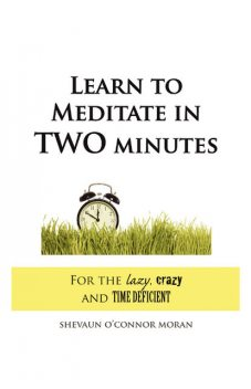 Learn to Meditate in 2 Minutes, Lorain Danus