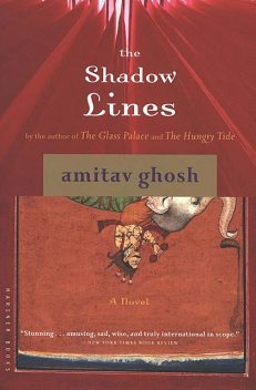 The Shadow Lines, Amitav Ghosh