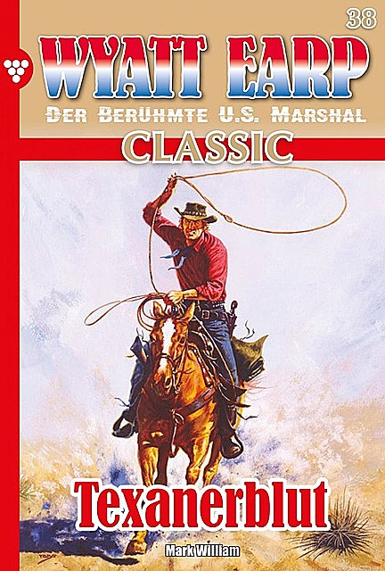 Wyatt Earp Classic 38 – Western, William Mark