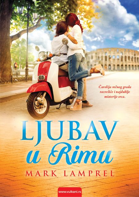 Ljubav u Rimu, Mark Lamprel