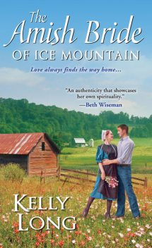 The Amish Bride of Ice Mountain, Kelly Long