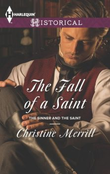 The Fall of a Saint, Christine Merrill