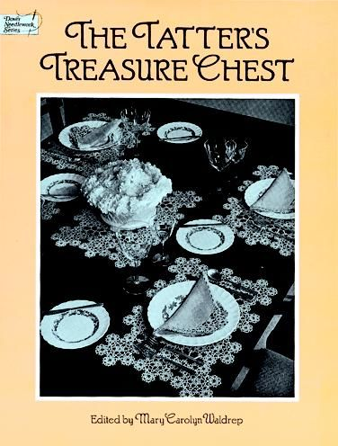 The Tatter's Treasure Chest, Mary Carolyn Waldrep