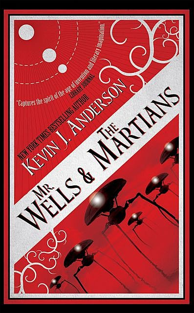 The Martian War, Kevin Anderson