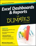 Excel Dashboards and Reports For Dummies, Michael Alexander
