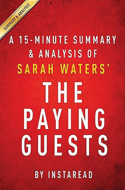 Summary of The Paying Guests, Instaread Summaries