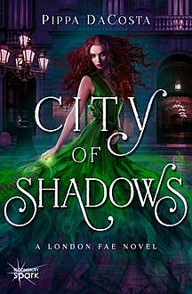 City of Shadows, Pippa DaCosta