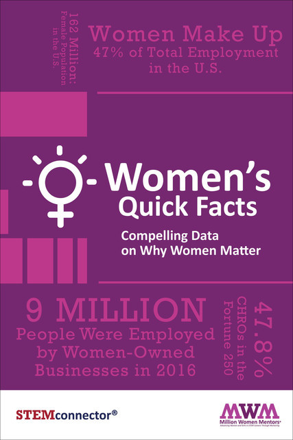 Women's Quick Facts, STEMconnector®