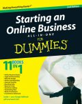 Starting an Online Business All-in-One Desk Reference For Dummies, Shannon Belew, Joel Elad