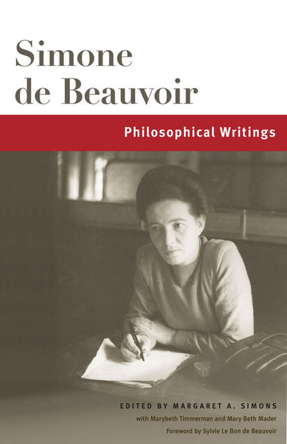 Philosophical Writings, Simone de Beauvoir