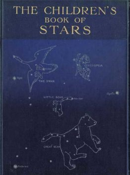 The Children's Book of Stars, G.E.Mitton