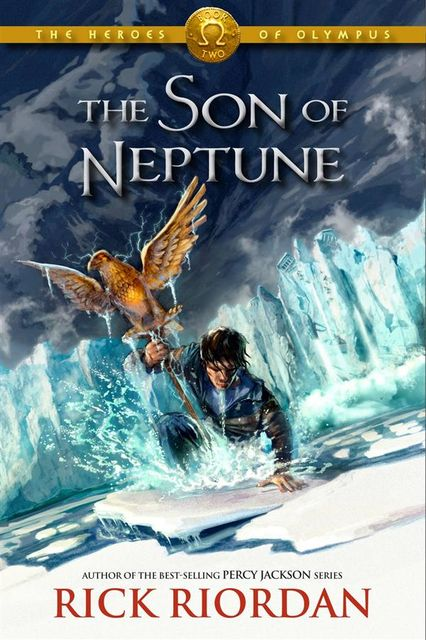 The Son of Neptune, Rick Riordan