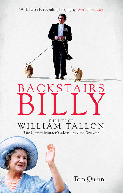 Backstairs Billy, Tom Quinn