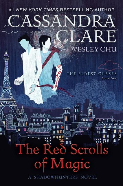 The Red Scrolls of Magic, Cassandra Clare, Wesley Chu