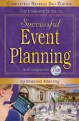 The Complete Guide to Successful Event Planning, Shannon Kilkenny