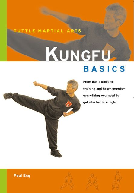 Kungfu Basics, Paul Eng