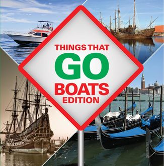 Things That Go – Boats Edition, Baby Professor