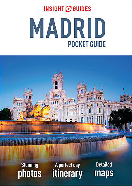 Berlitz: Madrid Pocket Guide, Berlitz