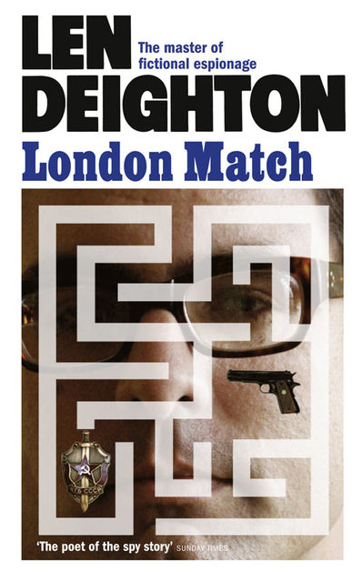 London Match, Len Deighton
