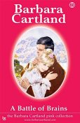 A Battle of Brains, Barbara Cartland