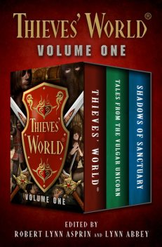 Thieves' World® Collection Volume One, Robert Asprin, Lynn Abbey